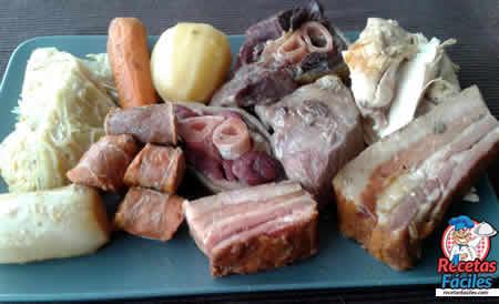 Carnes Cocido Madrileño