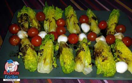 Ensalada de Cogollos de Lechuga