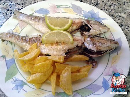 Recetas Fáciles de Pescado Mabre a la Plancha con Verduras