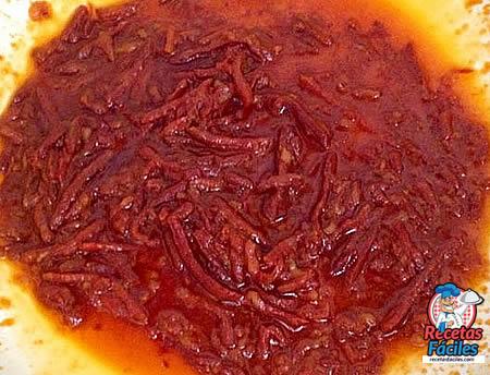 Recetas Fáciles de Macarrones con chorizo gratinados al horno