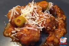 albondigas-aceitunas-queso