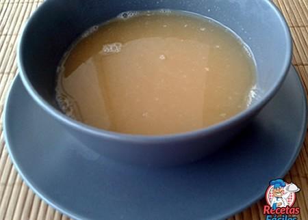 Recetas Fáciles de Sopa de Cocido Madrileño o Puchero