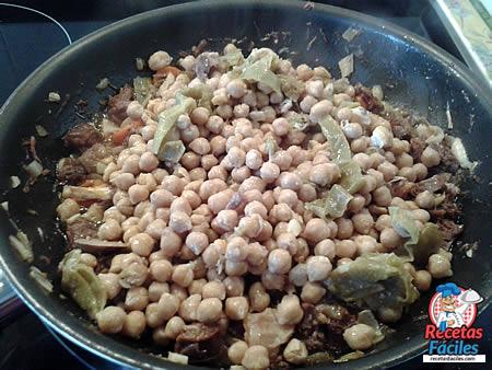 Recetas Faciles de Cocido Madrileño Frito