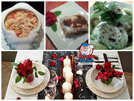Men cena romantica - Cenas especiales para hacer en casa ...