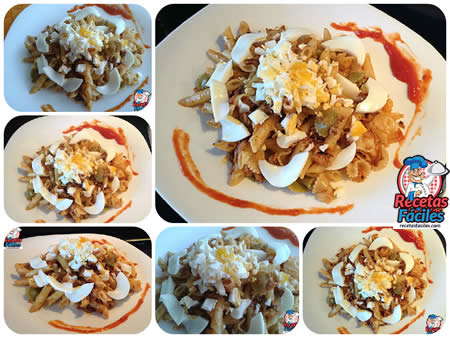 Recetas Fáciles de Pasta con Atún y Huevo Cocido