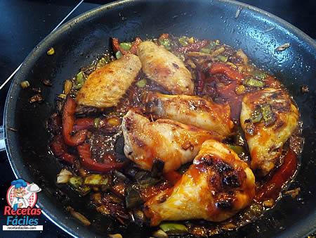 Recetas Fáciles de Arroz con Pollo y Cúrcuma