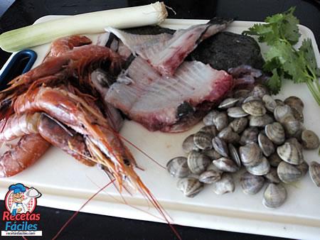 Recetas Fáciles de Fumet de Pescado y Mariscos