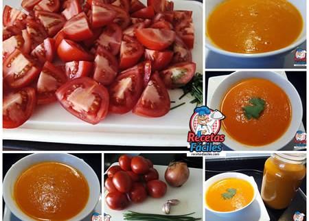 Recetas Fáciles de Salsa de Tomate Casera - Thermomix