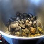 Recetas Fáciles de Lenguado menier o meuniére con almejas al vapor