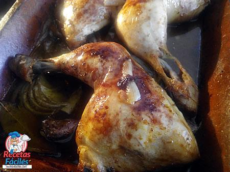 Recetas Fáciles de Contramuslos de Pollo Asados al Horno