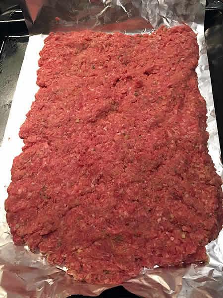 Recetas fáciles rollo de ternera rellena al horno