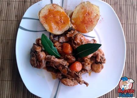 Recetas Fáciles de Guiso de Conejo con Pimentón
