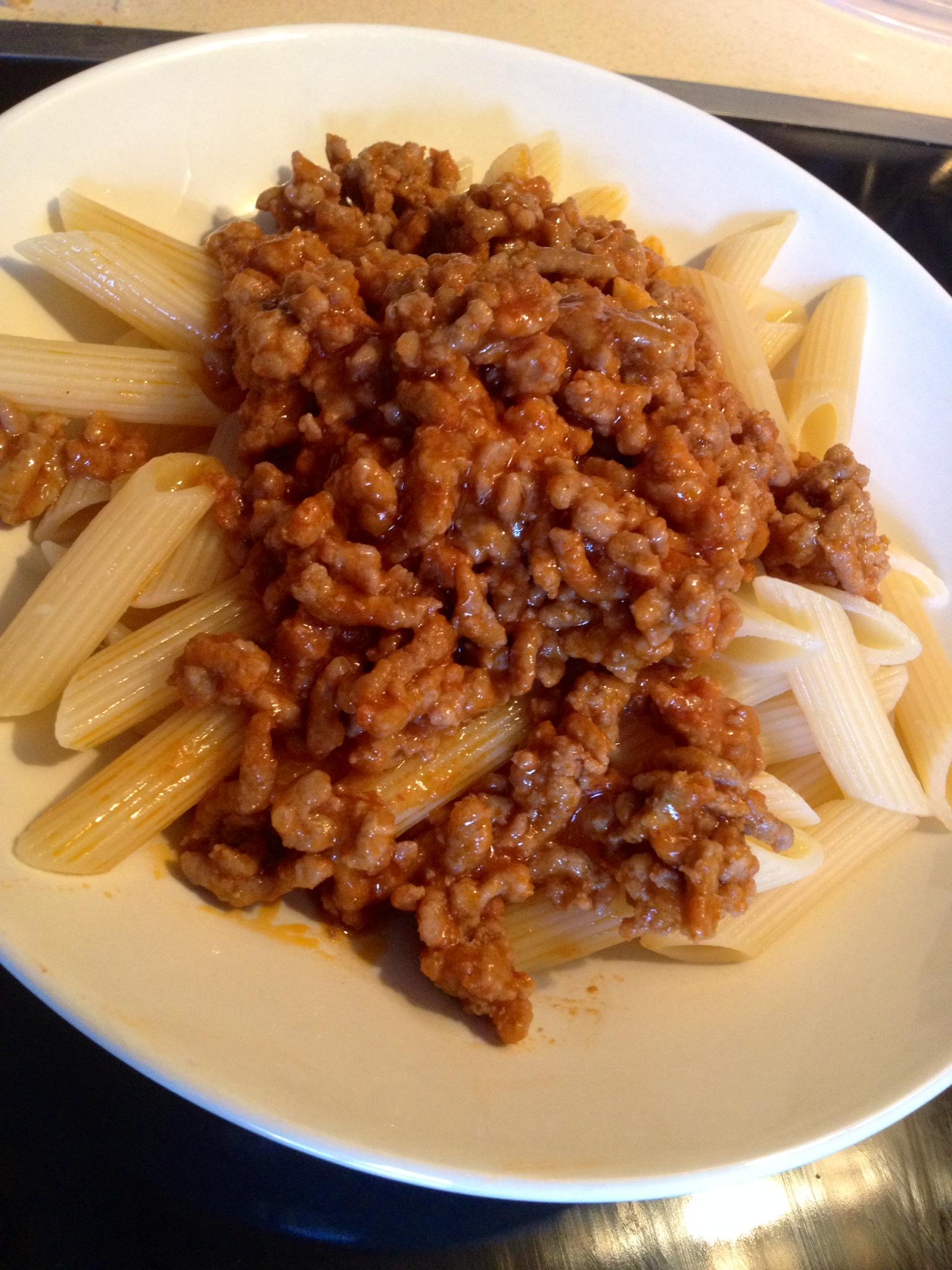 Recetas fáciles de macarrones con carne picada