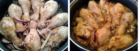 Recetas Fáciles de Muslos de Pollo al Curry