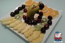 Recetas Fáciles de Frutas, Ananas, Naranja, Cerezas, Kiwi y Plátano