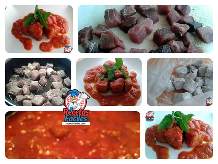 Recetas Fáciles de Bonito con Tomate