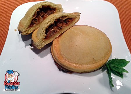 Recetas Fáciles de Empanada de Atún con Pisto