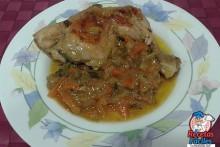 Recetas Fáciles de Pollo con Verduras