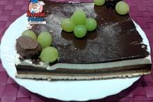 Recetas Fáciles de Tarta de Tres Chocolates