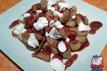 Recetas Fáciles de Patatas Bravas con alioli