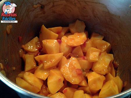 Recetas Fáciles de Guiso Patatas a la Marinera