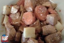 Recetas Fáciles de Estofado de Magro de Cerdo