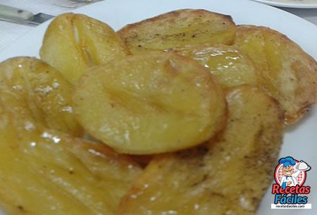 Recetas Fáciles de Patatas Asadas al Horno
