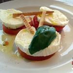 Recetas Fáciles de Ensalada de Tomate con Queso de Cabra