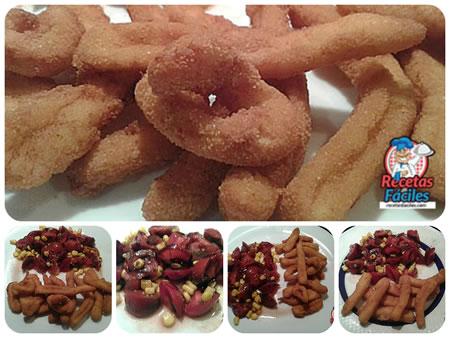 Recetas Fáciles de Rabas de Calamar Empanadas