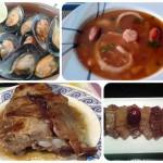 Recetas Fáciles de Menú Fácil para comidas y cenas de Navidad y Celebraciones