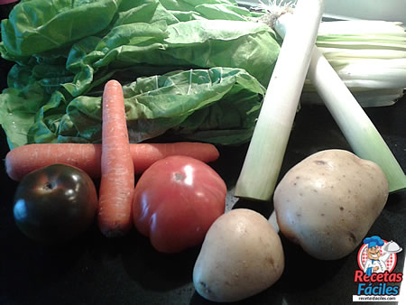Recetas Fáciles de Sopa Juliana o Sopa de Verduras