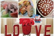 Recetas Fáciles Menú Cena Día de los Enamorados