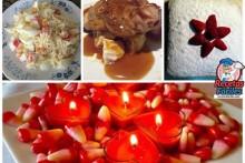 Recetas Fáciles de Menú Cena San Valentín
