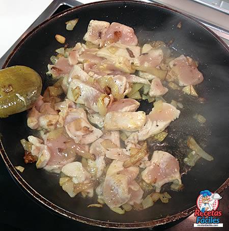 Recetas Fáciles de Pollo al Curry