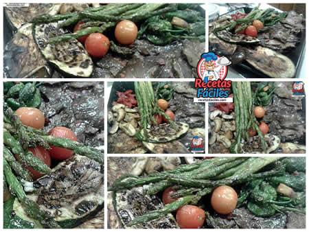 Recetas Fáciles de Parrillada de Verduras