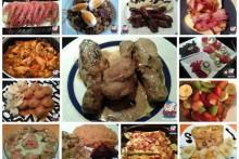 Resumen de recetas fáciles mes de Marzo 2015