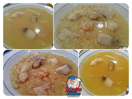 Recetas Fáciles de Sopa de Pescado y Marisco