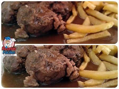 Recetas Fáciles de Carrilleras de Ternera en Salsa