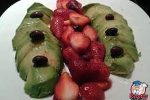 Recetas Fáciles de Ensalada de Aguacate y Fresas