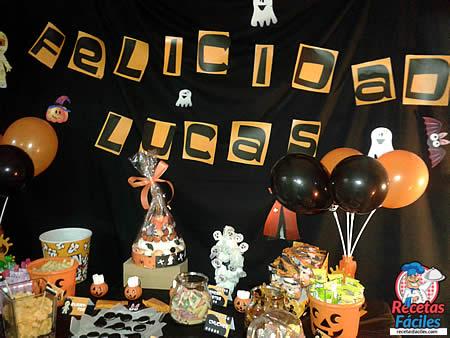 Recetas Fáciles para Fiesta de Halloween