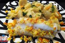 Recetas Fáciles de Bacalao con Mantequilla de Cítricos