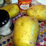 Patatas asadas con pimentón