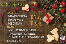 feliz Navidad con recetasfaciles