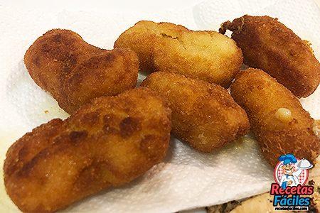 croquetas de cocido para comer